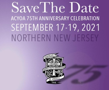 ACYOA 75th Anniversary Celebration Weekend