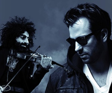 Guy Manoukian and Ara Malikian