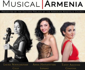 Musical Armenia at Carnegie Hall