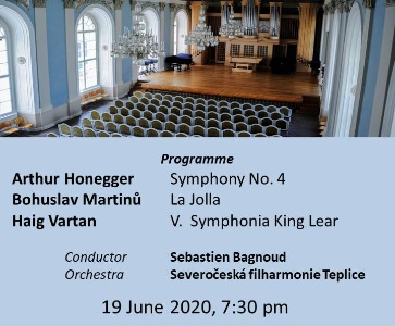 Prague - Swiss-Czech Musical Evening